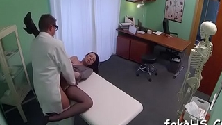 Wicked doctor craves to fuck around