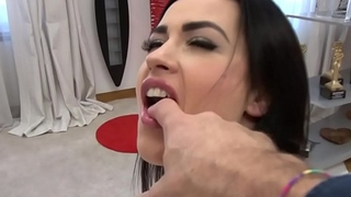 Big cock anal fuck with Nikky Perry