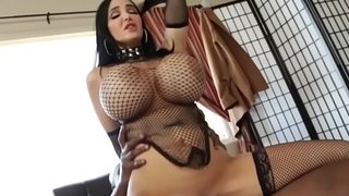 Amy Anderssen and Her Huge Tits Fucked overwrought Lexs Amazing Cock